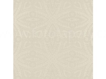 Vliesová tapeta na zeď Rasch 529715 - Krémové ornamenty, kolekce Berlin 0,53 x 10,05 m