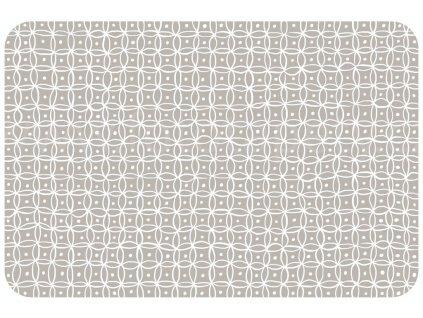 Prostírání na stůl - Patty šedý, 44x29cm, 230-2540