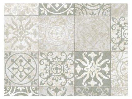 Samolepící dekorační fólie - Kachličky Antique