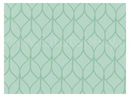 Samolepící dekorační fólie - Hana zelená