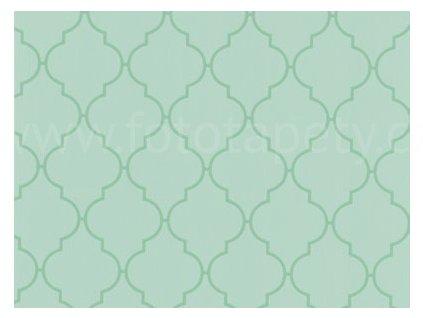 Samolepící dekorační fólie - Dunya zelená