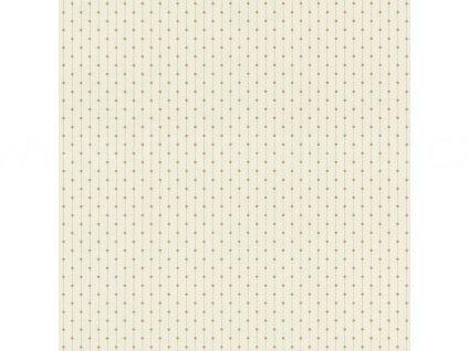Vliesová tapeta na zeď Rasch 808506 - Zlaté puntíky, kolekce Denzo 0,53 x 10,05 m