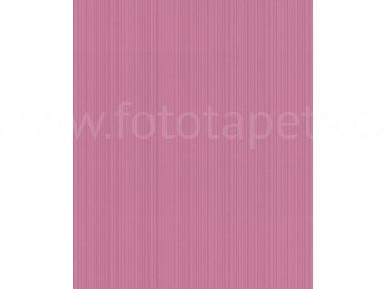Vliesová tapeta na zeď Rasch 804133 - Růžové pruhy, kolekce Hotspot 0,53 x 10,05 m