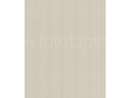 Vliesová tapeta na zeď Rasch 804140 - Béžové pruhy, kolekce Hotspot 0,53 x 10,05 m