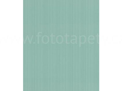 Vliesová tapeta na zeď Rasch 804195 - Tyrkysové pruhy, kolekce Hotspot 0,53 x 10,05 m