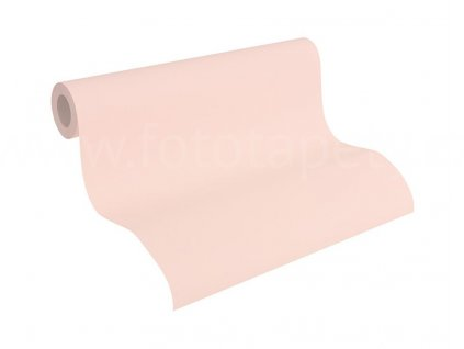 Papírová tapeta na zeď Esprit Kids 5, 0,53x10,05m, 3115-59 - růžová