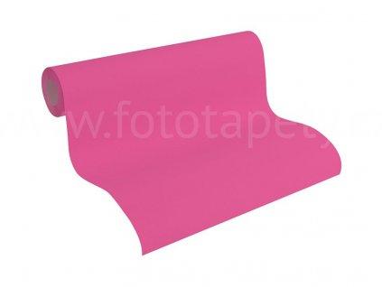 Vliesová tapeta na zeď Esprit Kids 5, 0,53x10,05m, 3115-73 - růžová