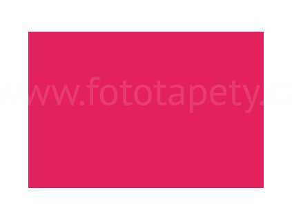 Samolepící tapeta jednobarevná matná - Třešňově růžová (Cherry pink)