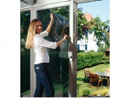 Zrcadlová ochranná fólie - 150x67,5cm
