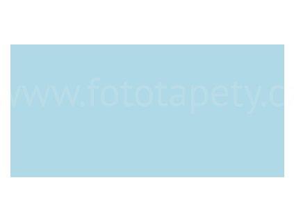 Samolepící tapeta jednobarevná matná - Světle modrá (Baby blue)