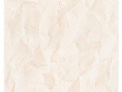 Vliesová tapeta na zeď Free Nature, 0,53x10,05m, 3439-51 - pomačkaný papír