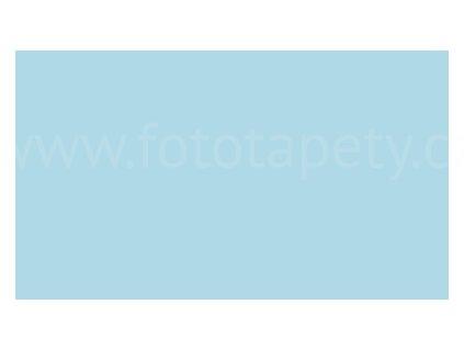 Samolepící tapeta jednobarevná lesklá - Světle modrá (Baby blue)