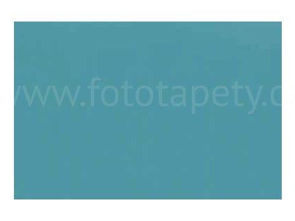 Samolepící tapeta jednobarevná lesklá - Oceánově modrá (Ocean blue)
