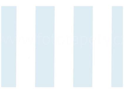 Samolepící fólie imitace Decor, Modro bílé pruhy