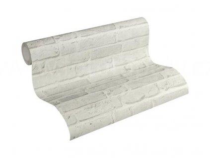 Vliesová tapeta na zeď Best of Wood & Stone 2, 0,53x10,05m, 3558-14 - cihlová stěna