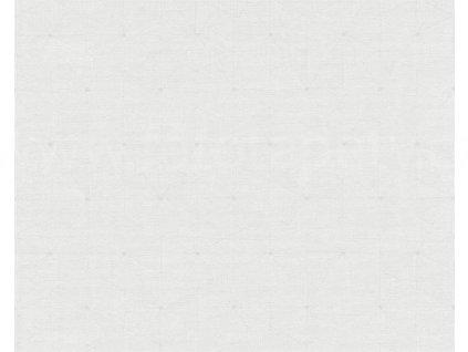 Vliesová tapeta Four Seasons, 0,53x10,05m, 3589-52- šedá geometrie