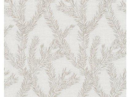 Vliesová tapeta Four Seasons, 0,53x10,05m, 3589-83 - béžové větvičky