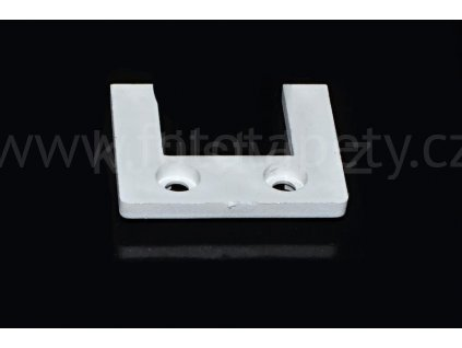 Distanční podložka hranatá k žaluzii ISSO - 4mm (Varianta bílá)