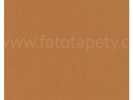 Vliesová tapeta Four Seasons, 0,53x10,05m, 3609-39 - oranžová