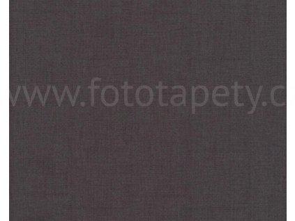 Vliesová tapeta Four Seasons, 0,53x10,05m, 3609-41 - hnědo černá