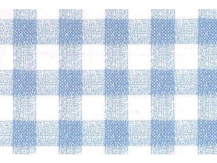 Samolepící fólie imitace Decor, Modro bílé kostky