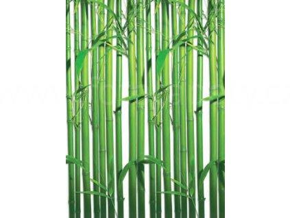 Obrazová tapeta čtyřdílná Bambus, šířka 182 cm, výška 254, 4D ID 421
