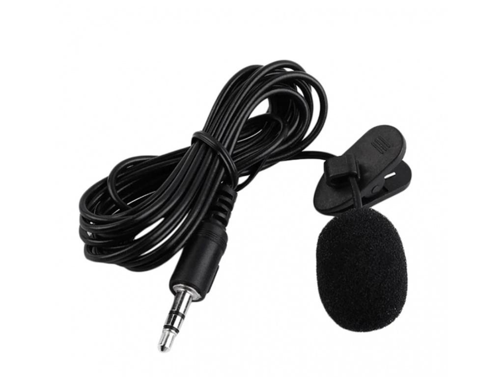 Mobilní Duální Kondenzátorový Mikrofon Jack 3,5 mm
