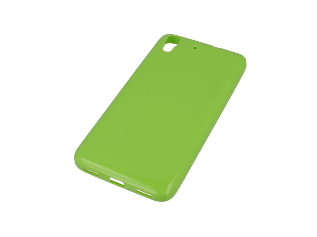 CASE SLIM GREEN 1MM IPHONE 5 5S SE zelený 57c307f327a