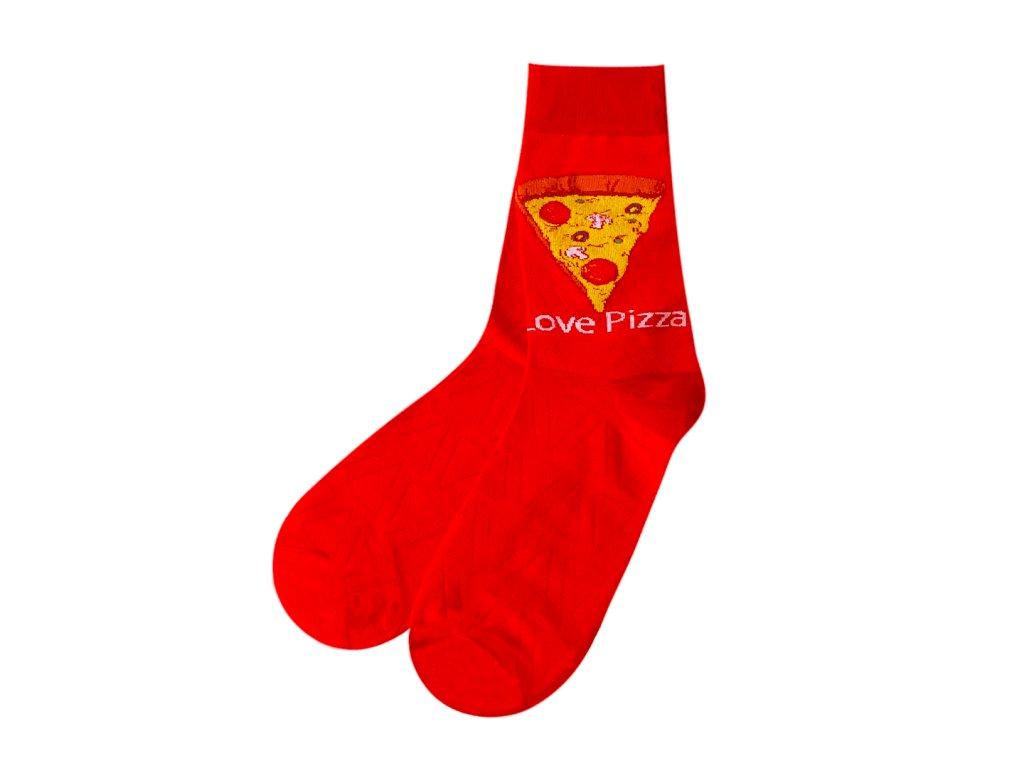 Four Seasons ponožky Pizza