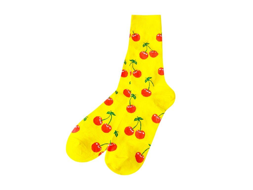 Four Seasons ponožky Třešně