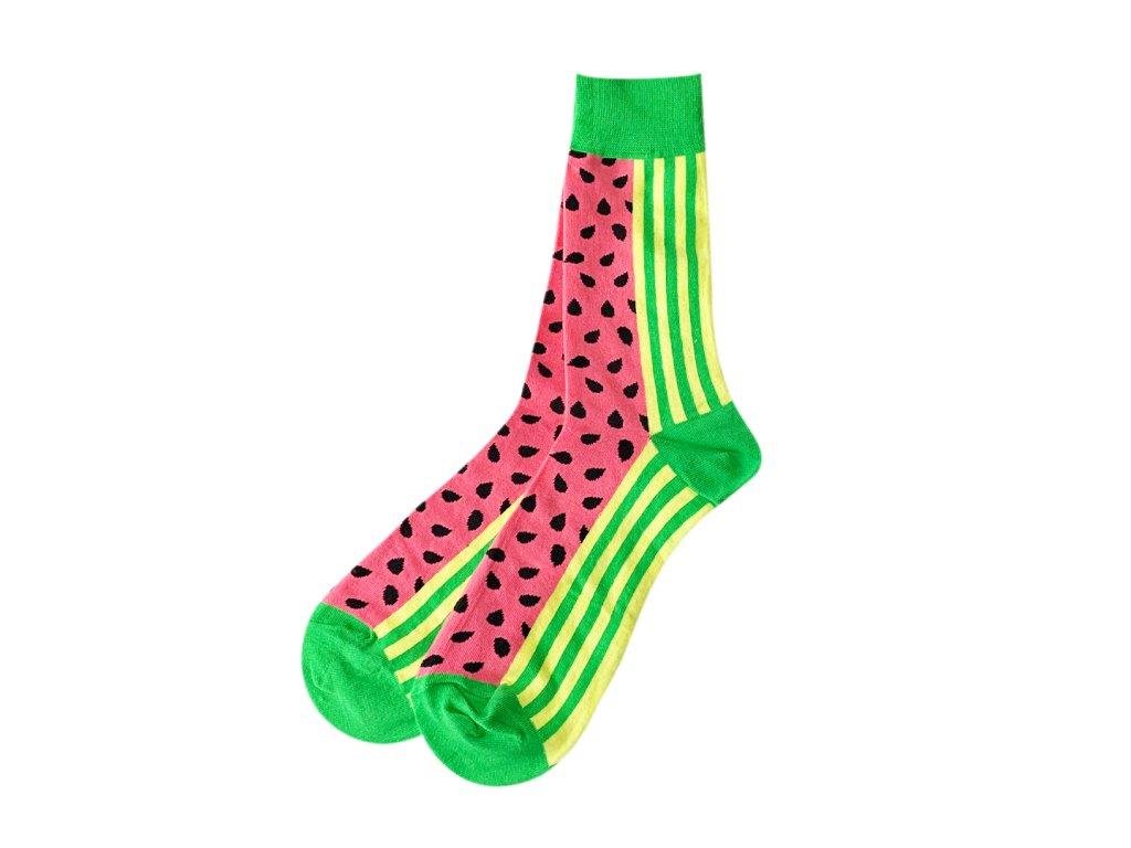 Four Seasons ponožky Meloun