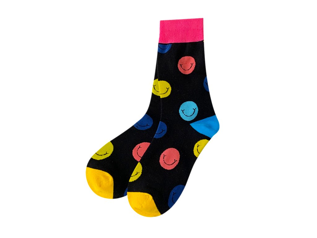 Four Seasons ponožky Smajlík