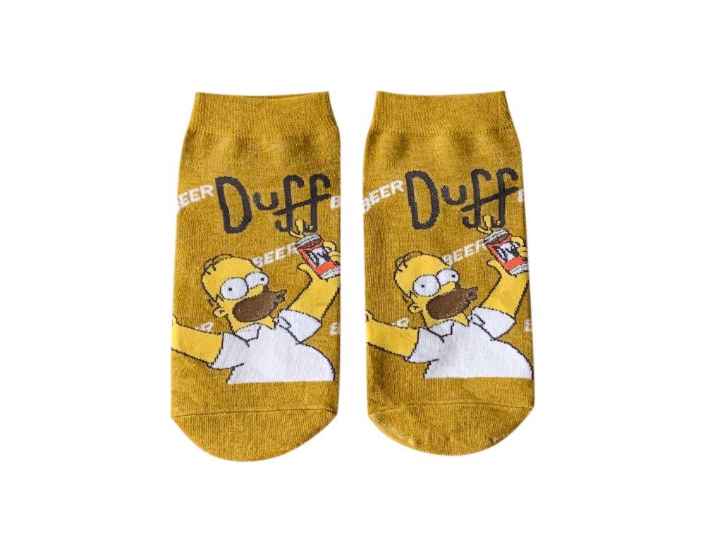 Four Seasons ponožky Duff
