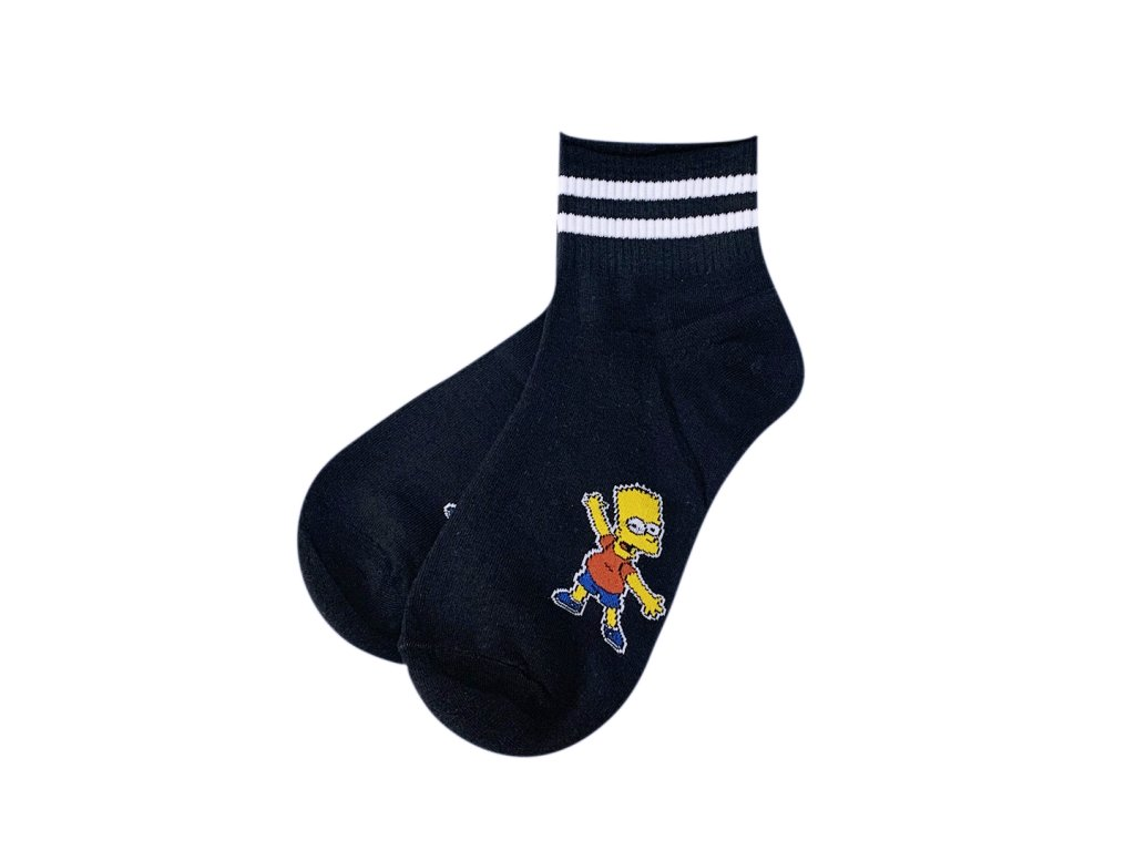 Four Seasons ponožky rude 5