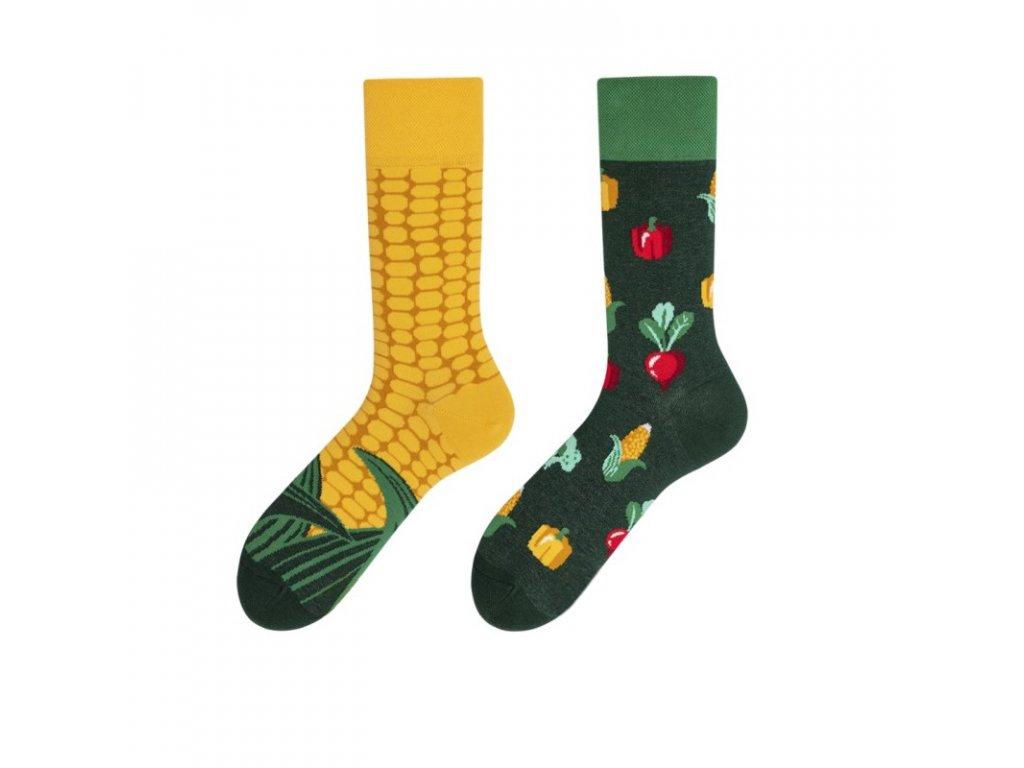 Four Seasons veselé ponožky Vegetarián