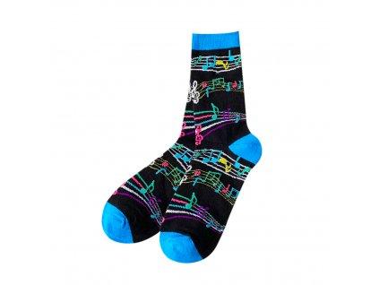 Four Seasons ponožky Noty