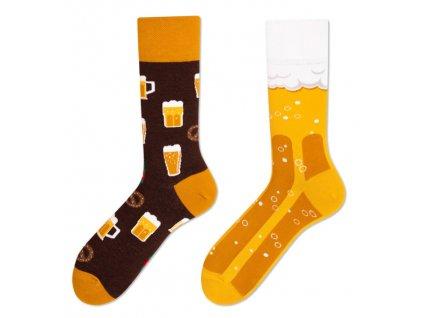 Four Seasons veselé ponožky Čas na pivo