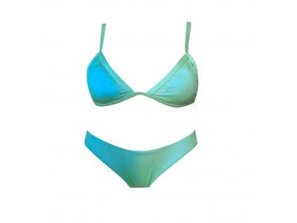 bikini modro zelené