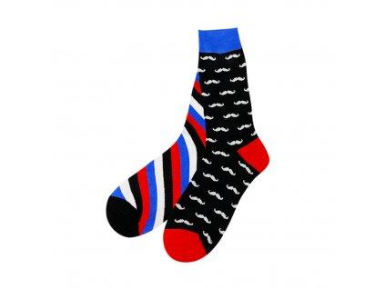 Four Seasons veselé ponožky Gentleman