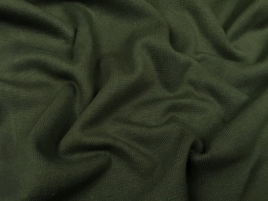 Náplet - army zelená 260g