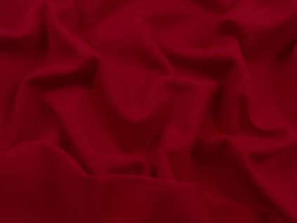 Úplet - tmavě červená 230g