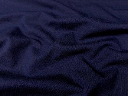 Úplet - tmavě modrá 230g