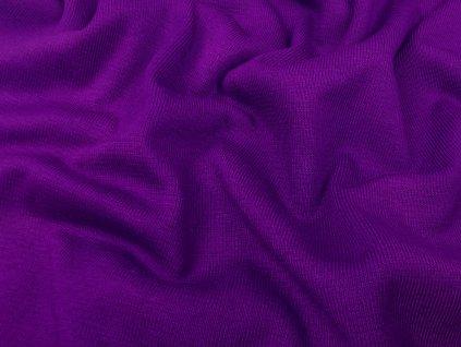 Teplákovina - fialová 290g