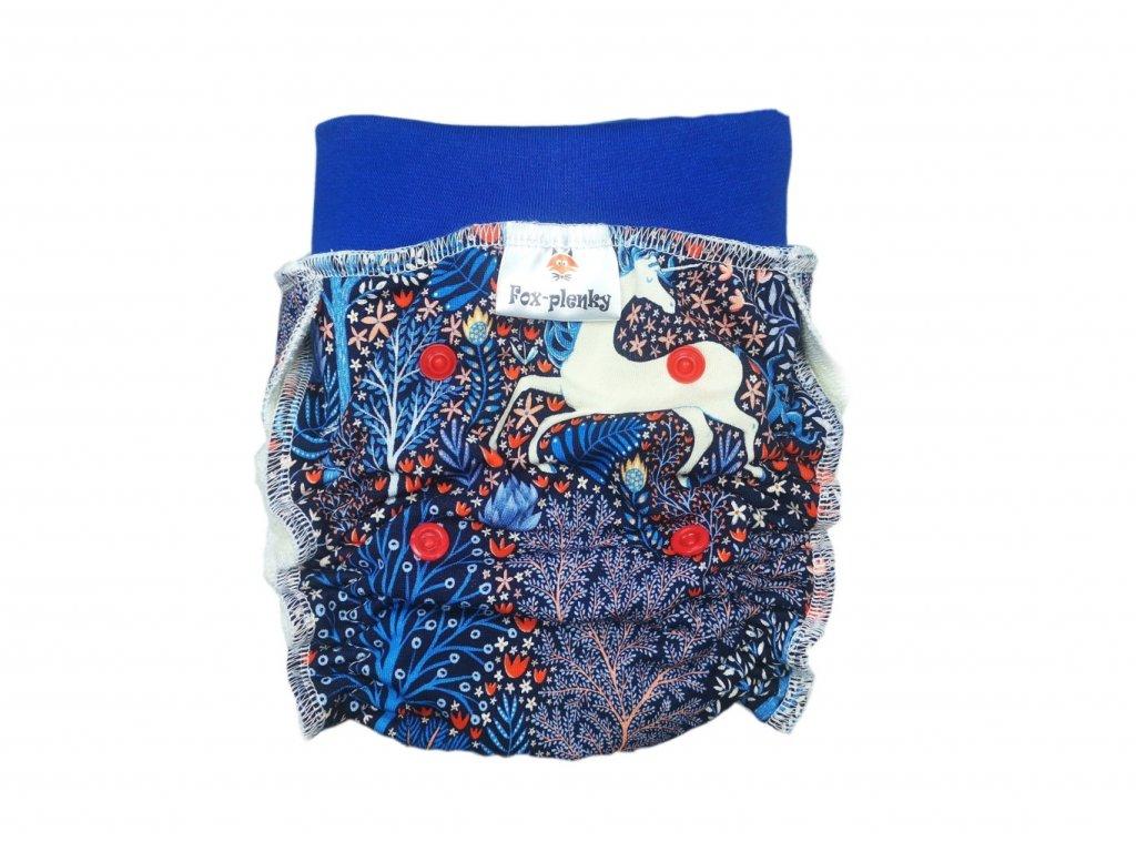 Natahovací kalhotovka berušky PAT