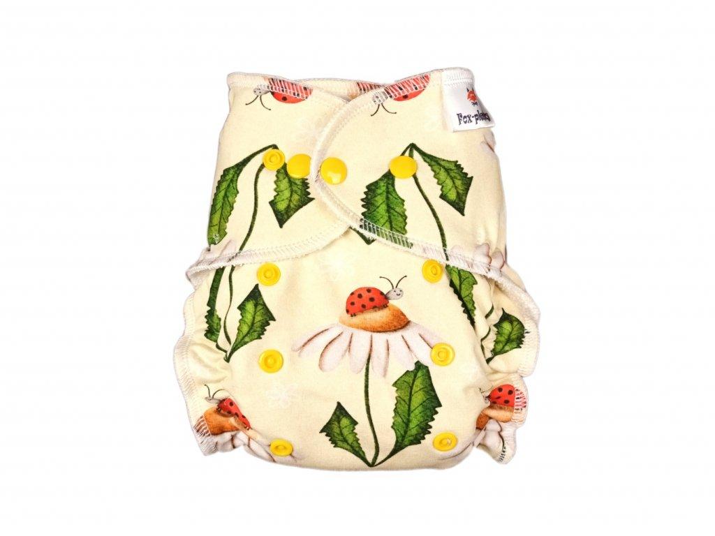 Jednovelikostní kalhotová plenka PAT comics