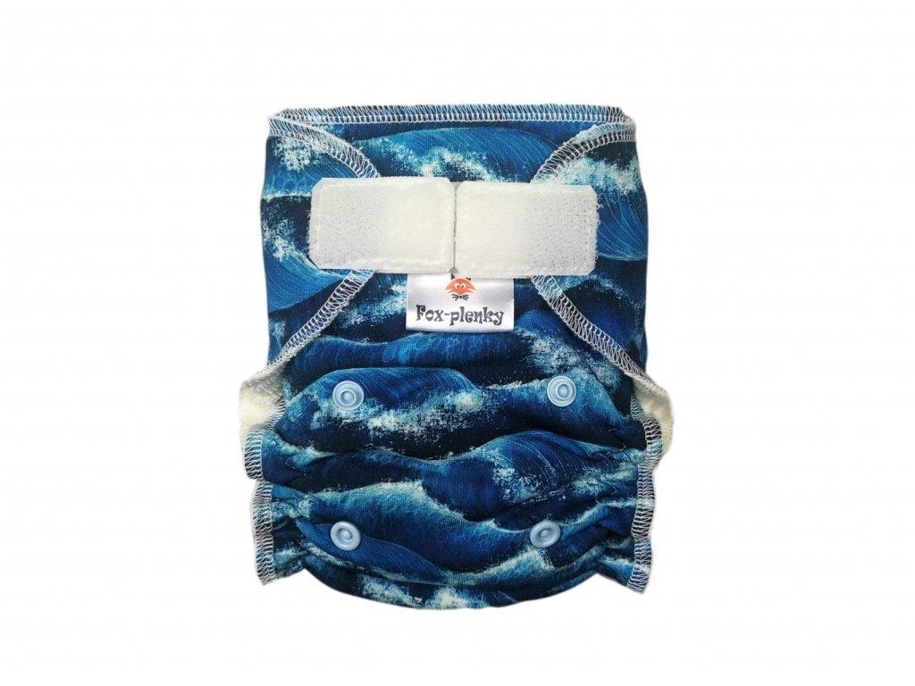 Novorozenecká kalhotovka SZ deštníky