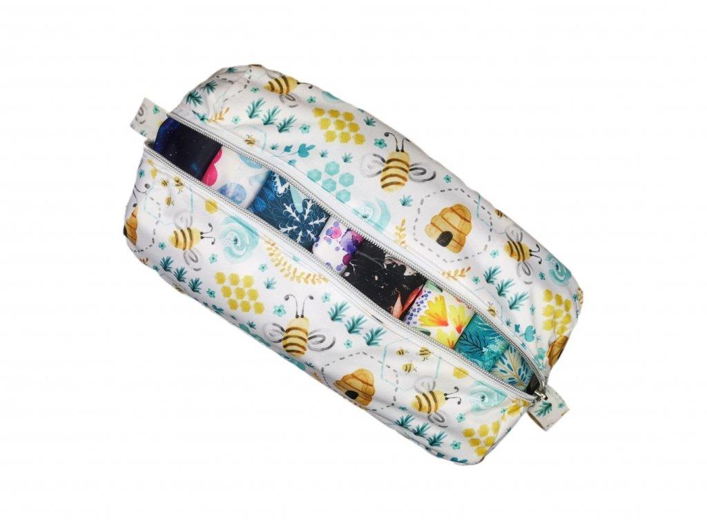 FoxVak taška na pleny - včelí úly