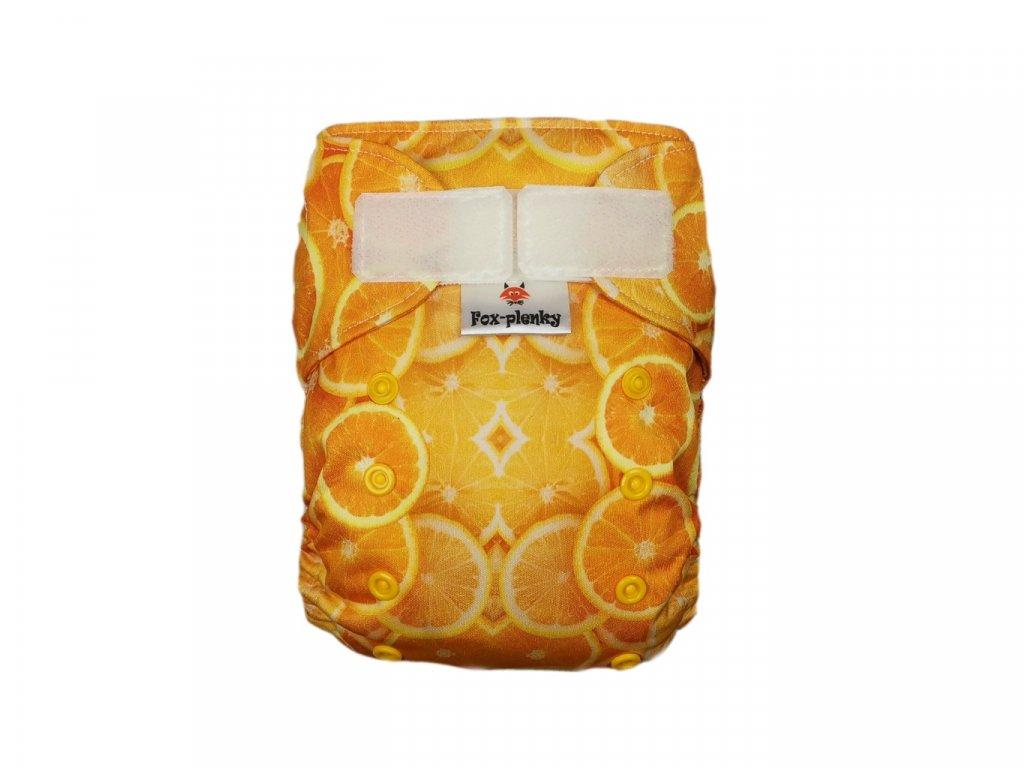 AIO plenka vše v jednom SZ (klasik pul) - pomeranče