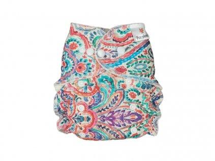 Jednovelikostní kalhotová plenka PAT dino