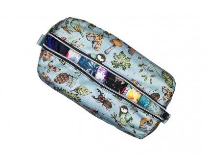 FoxVak PUL taška na pleny - hmyzí svět